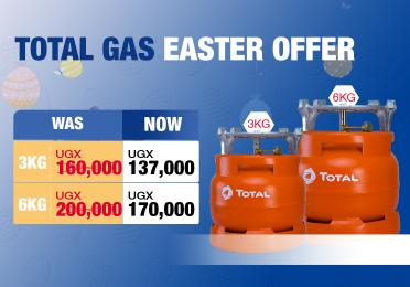 Cooking made easy with Total gas.