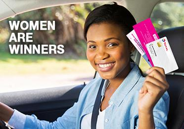 At TotalEnergies, Women are winners.