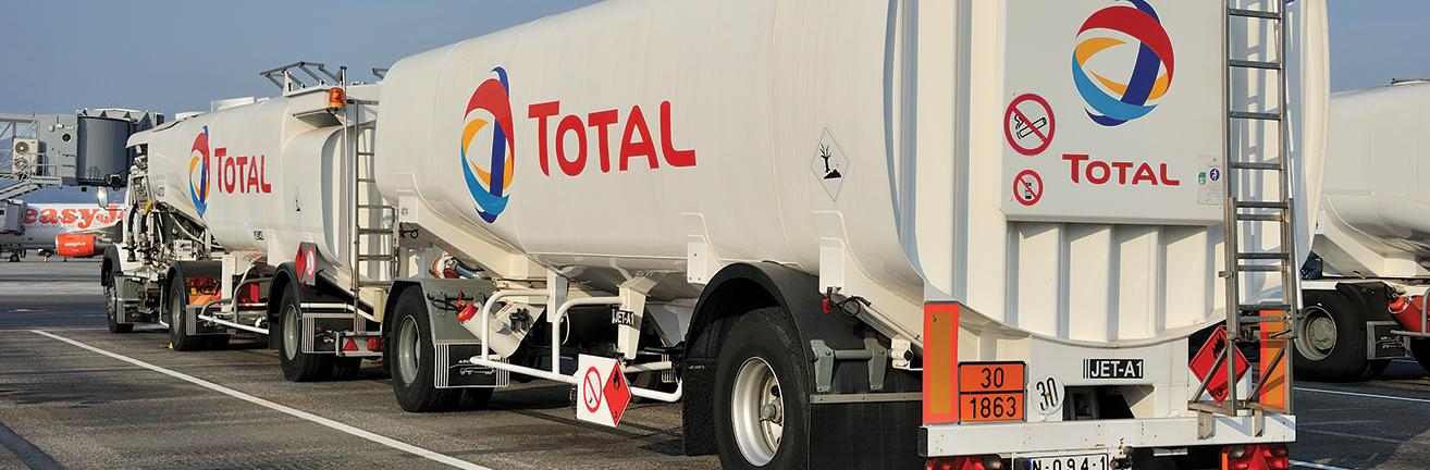 Aviation solutions by TotalEnergies