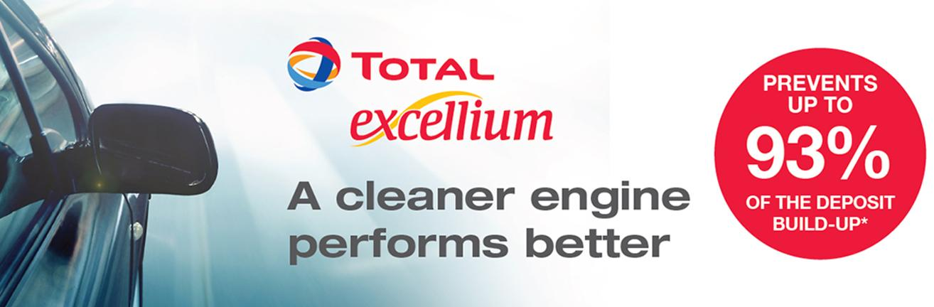 The fuel that cleans your engine km after km