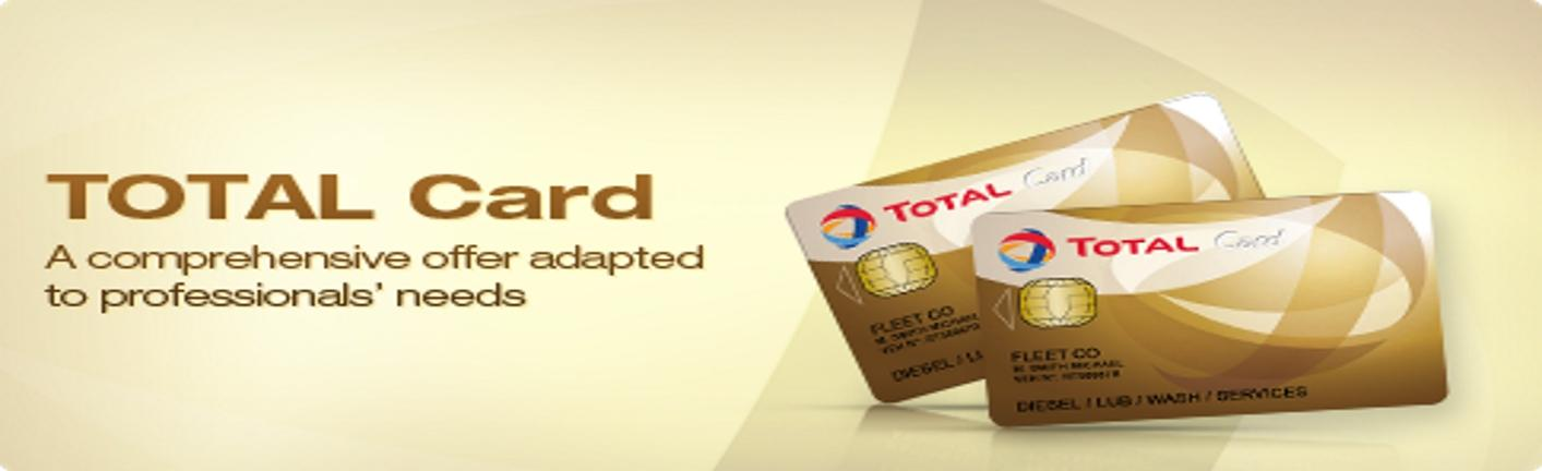 Benefits of TotalEnergies card